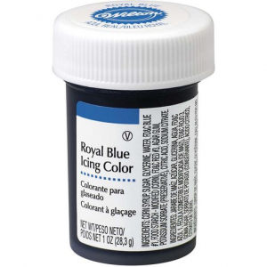 Wilton Colorante In Gel 28 gr. - ROYAL BLU