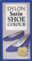 Dylon Tinte X Scarpe In Pelle Satin Shoe Colour - Royal Blu 20 ml.