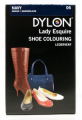 Dylon Tinte X Scarpe In Pelle Shoe Colour - Navy Blu Scuro