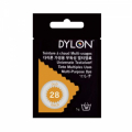 Dylon Tinte X Tessuti Cialdina Multi Purpose Dye - 28 OLD GOLD