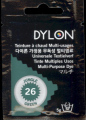 Dylon Tinte X Tessuti Cialdina Multi Purpose Dye - 26 JUNGLE GREEN